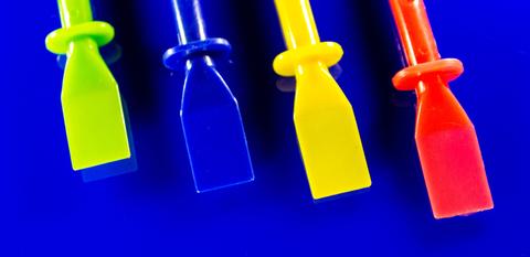 Glue spatula